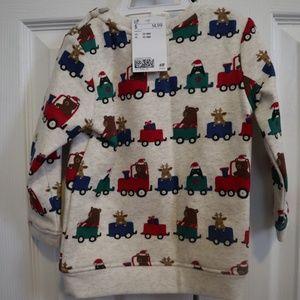 BNWT H&M Children's Holiday Sweatshirt